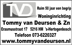 Tommy van Deursen